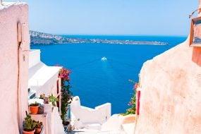 Heraklion Day Cruise to Santorini