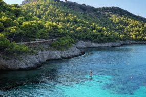 Syvota islands