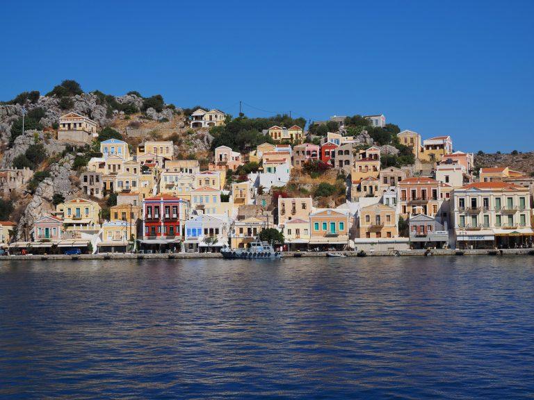 Rhodes to Symi Island